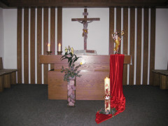 Karsamstag keine Messe wegen Corona