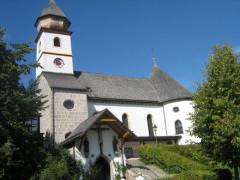 Werktagsgottesdienste in der Wallfahrtskirche im Mai 2021 um 8.15 und 19.30 Uhr